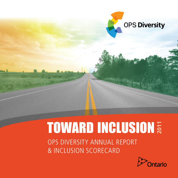 OPS Diversity Annual Report - Toward Inclusion