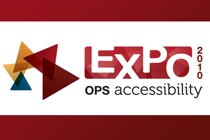 Logo: OPS Accessibilty Expo